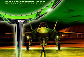 WIND SPEED F35